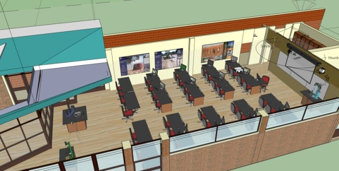 Proposed Teaching Laboratory